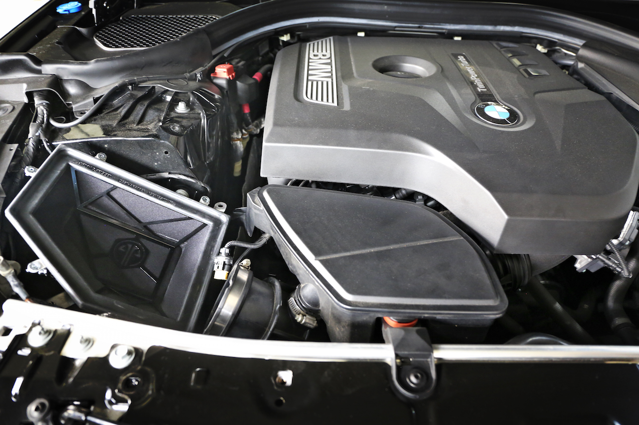 Subaru Dealers Ma >> BMW G30 540i Cold Carbon Intake - ARMA Speed